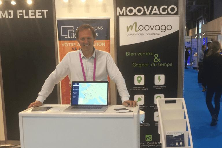 Qui sommes-nous Moovago, application commerciaux, CRM, ERP, PGI, GRC