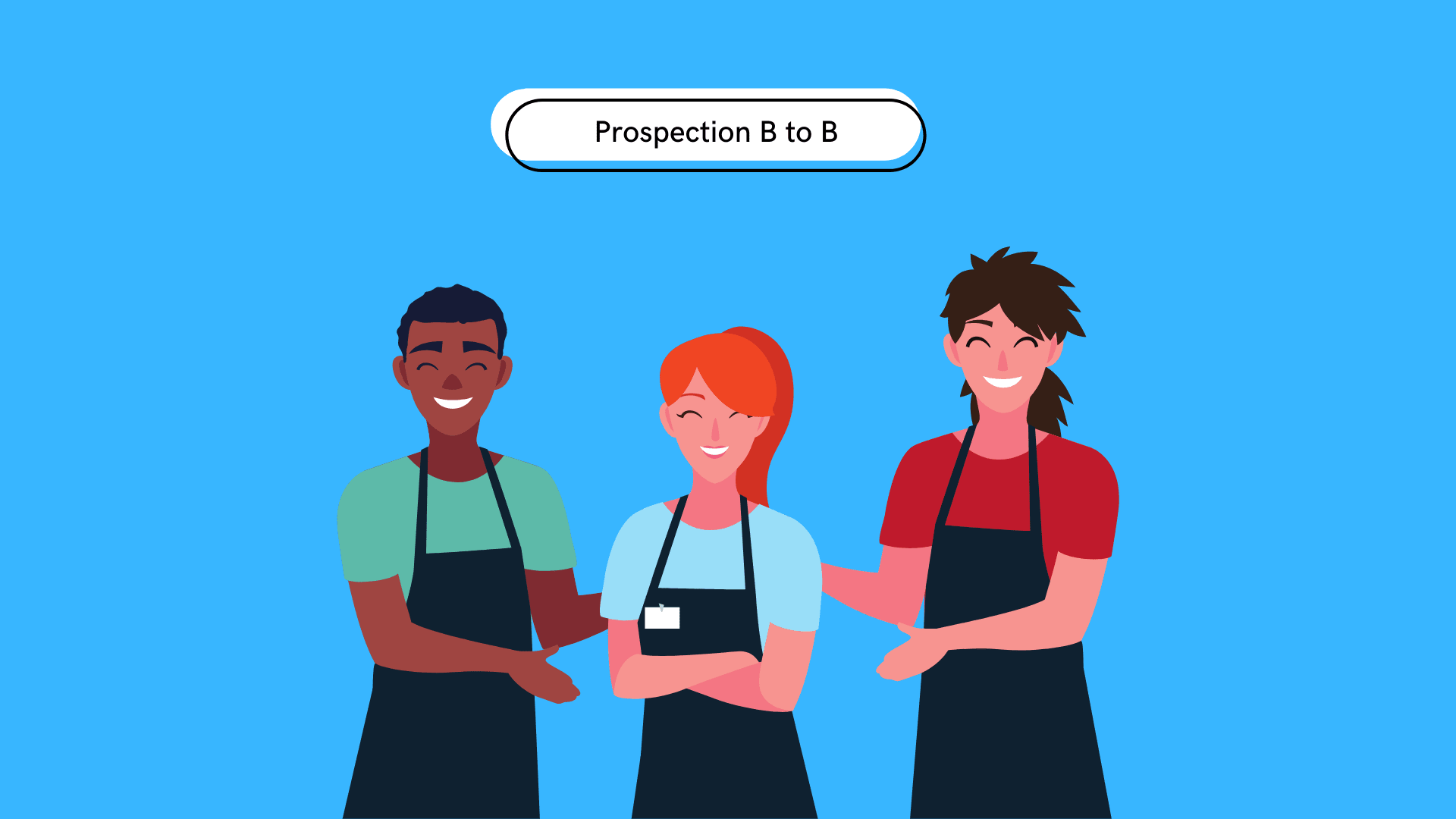 Prospection B to B