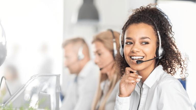 call center, service client