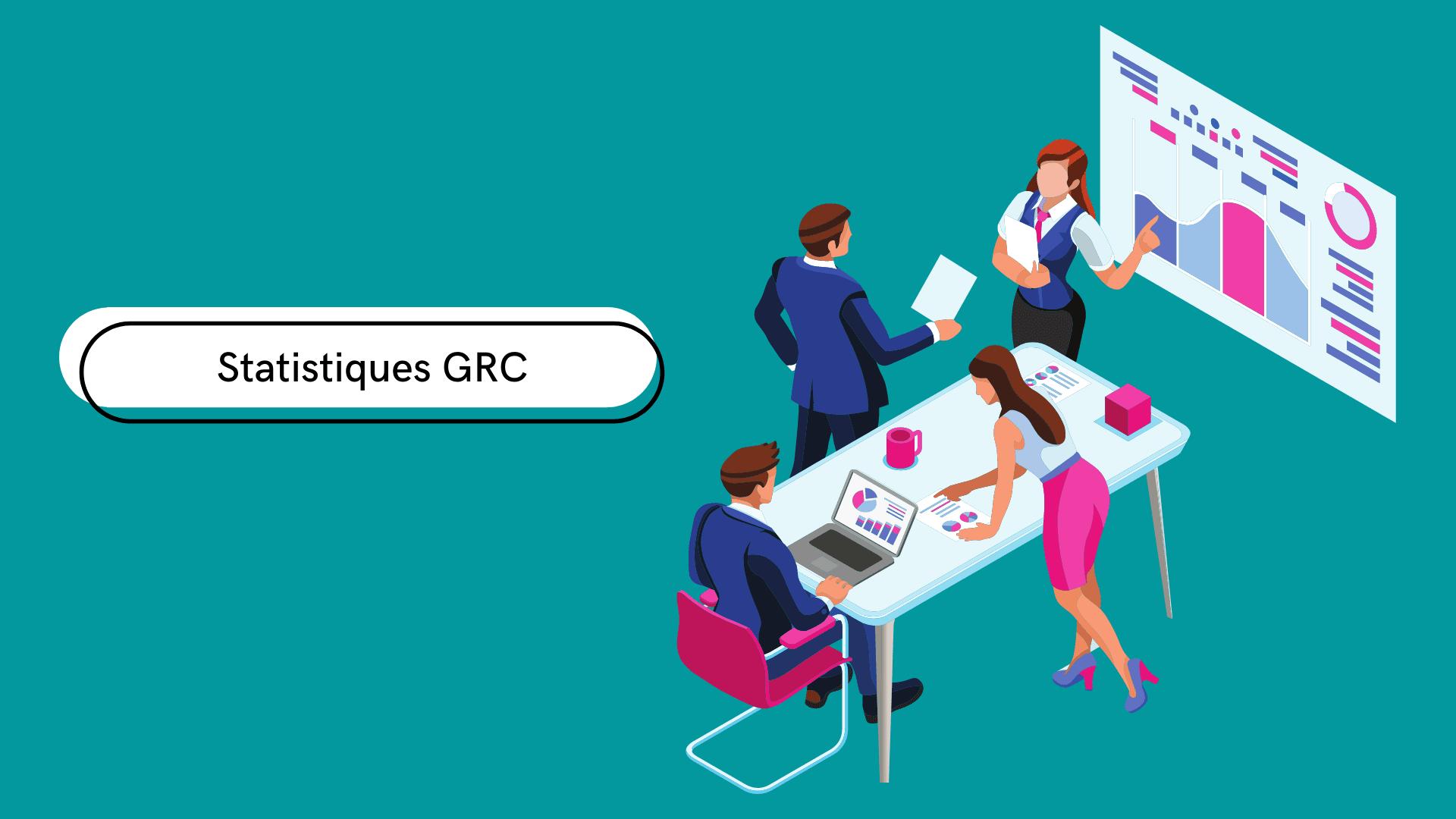 Statistiques logiciels GRC