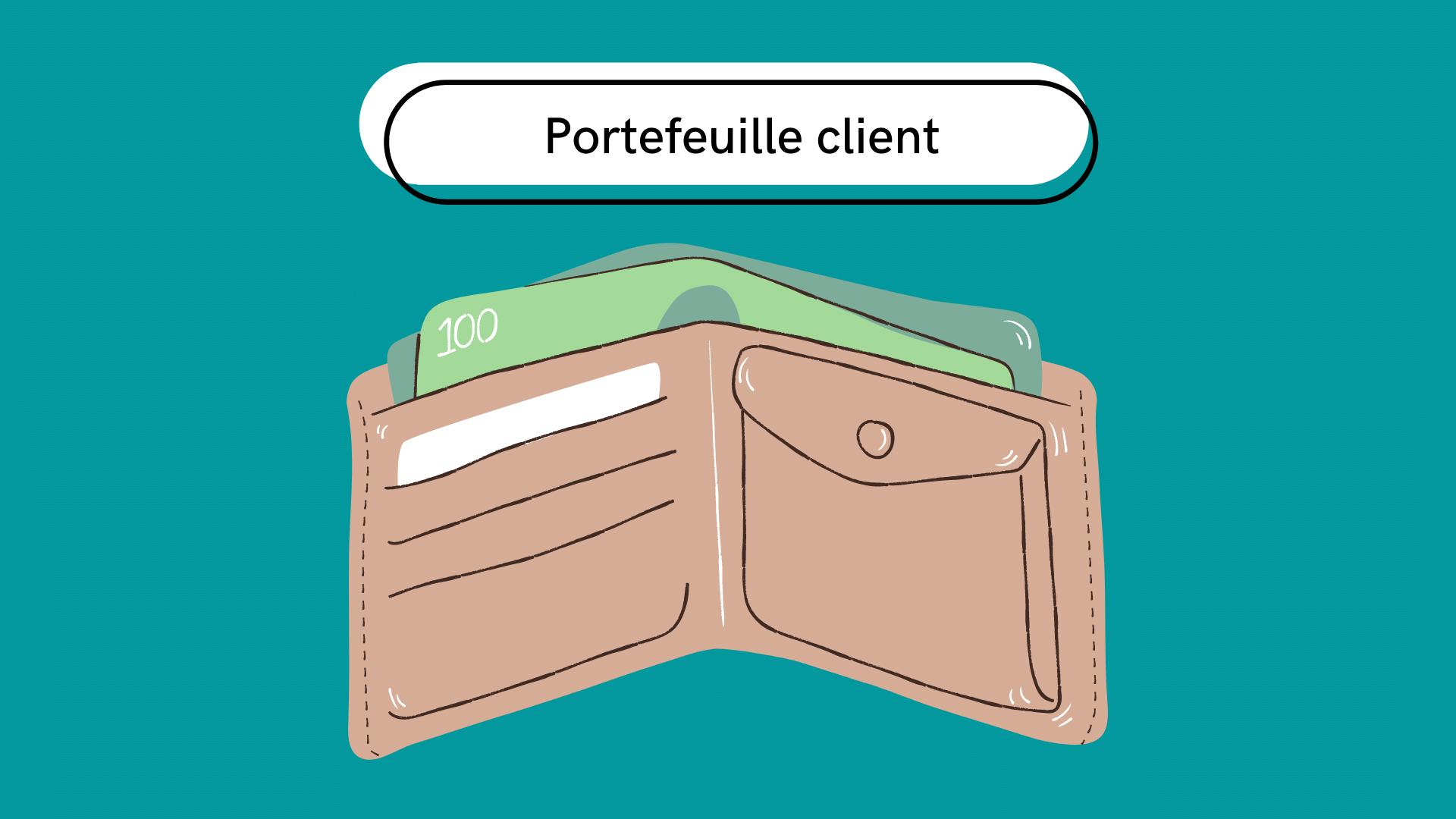 portefeuille client